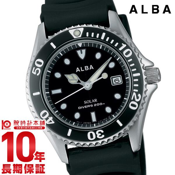 セイコー アルバ ソーラー 200m防水 AEFD530 メンズ