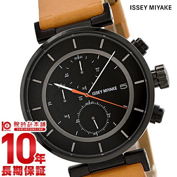 イッセイミヤケ W ダブリュ クロノグラフ 和田智デザイン SILAY006 メンズ