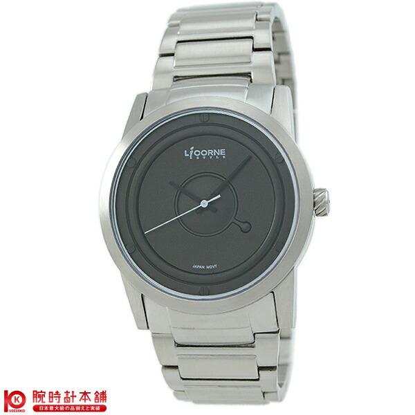 リカーンスタイル 腕時計本舗限定モデル KICOENWA/QWATCH LI027MWBI メンズ