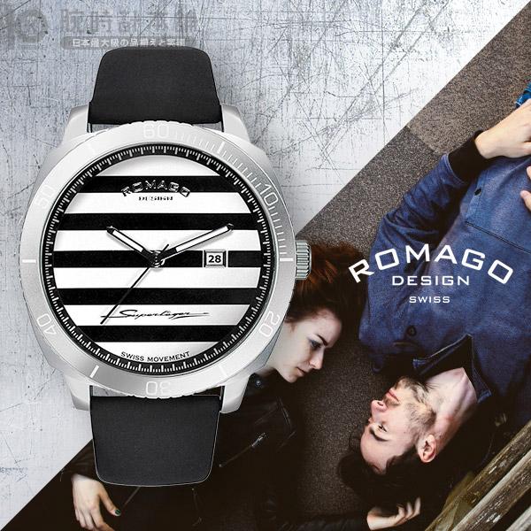 ロマゴデザイン SUPERLEGER スーパーレジャー RM049-0371ST-SV ユニセックス