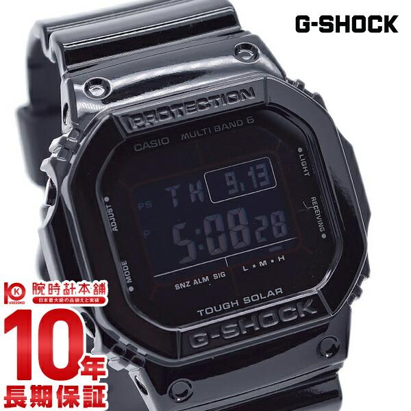 カシオ Gショック ソーラー電波 GW-M5610BB-1JF メンズ