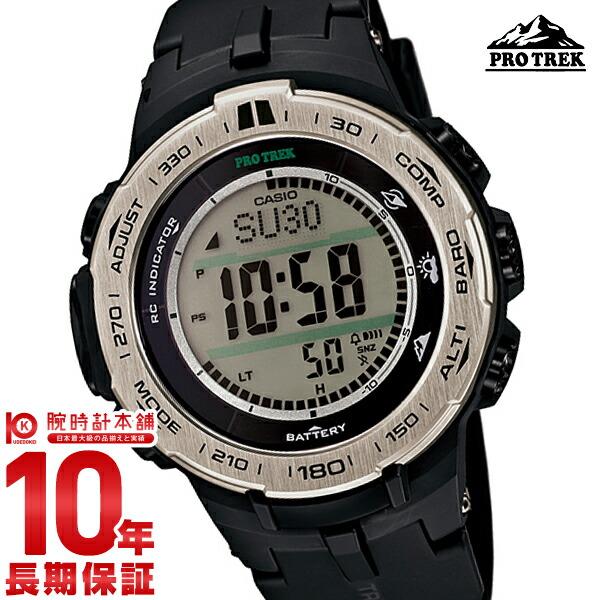 カシオ プロトレック ソーラー電波 PRW-3100-1JF メンズ