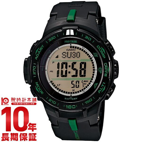 カシオ プロトレック RMシリーズ ソーラー電波 PRW-S3100-1JF メンズ