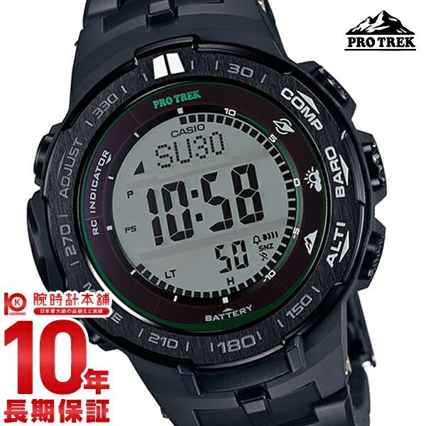 カシオ プロトレック ソーラー電波 PRW3100FC1JF メンズ