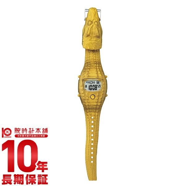 カバンドズッカ クロックダイルシリーズ 限定BOX付き AJGM702 レディース