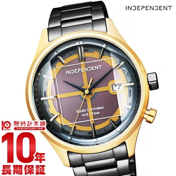 インディペンデント INNOVATIVE line 20周年記念モデル ソーラー電波 KL8-422-51 メンズ