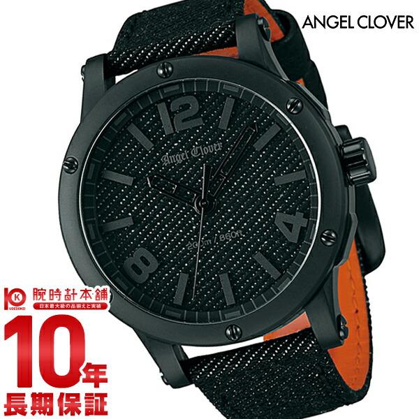 エンジェルクローバー 【300本限定】腕時計 エクスベンチャー(SENSEコラボレーション) デニム EV46BBK-BD メンズ