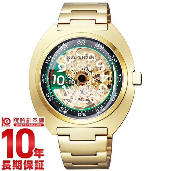 インディペンデント 20周年記念限定BOX付 限定500本 メカニカル BJ3-420-91 メンズ