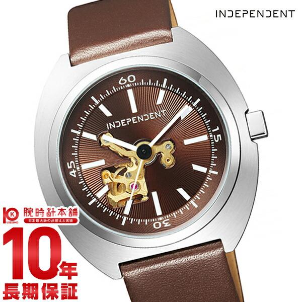 インディペンデント メカニカルTIMELESS line BJ3-616-90 メンズ
