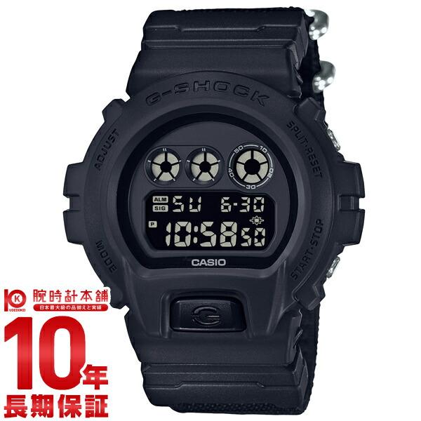 カシオ Gショック  DW-6900BBN-1JF メンズ