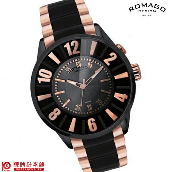 ロマゴデザイン NUMERATION ヌメレーション RM007-0053SS-RG ユニセックス