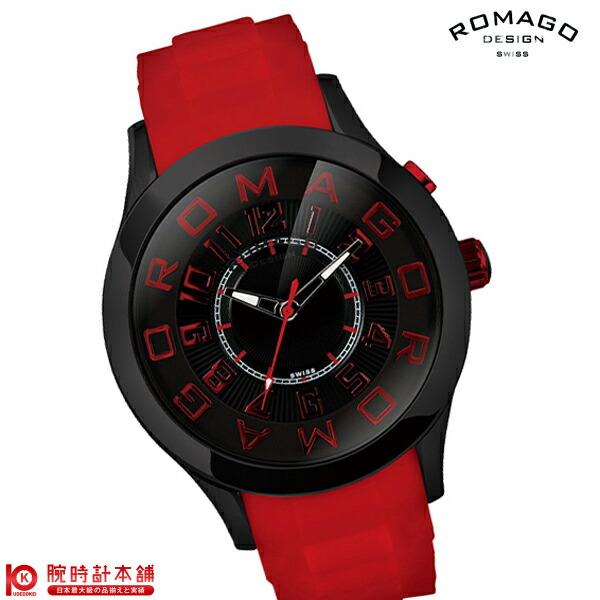 ロマゴデザイン ATTRACTION アトラクション RM015-0162PL-BKRD ユニセックス