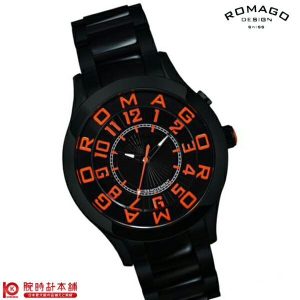 ロマゴデザイン ATTRACTION アトラクション RM015-0162SS-LUOR ユニセックス