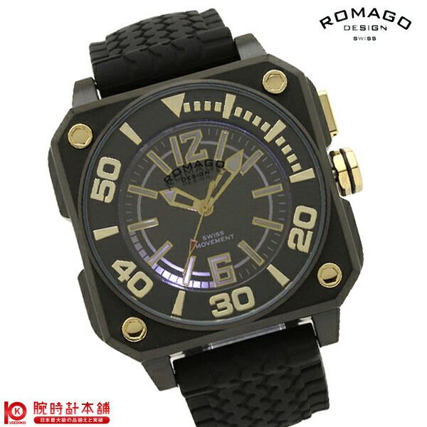 ロマゴデザイン COOL クール RM018-0073PL-BK ユニセックス