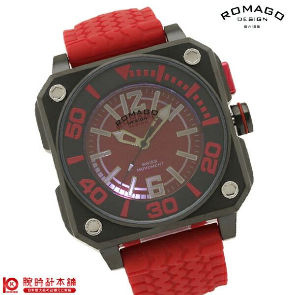 ロマゴデザイン COOL クール RM018-0073PL-RD ユニセックス