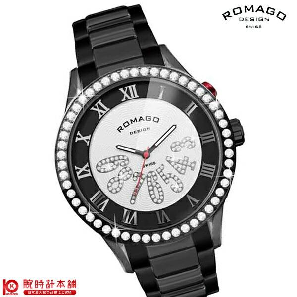ロマゴデザイン LUXURY ラグジュアリー RM019-0214SS-BKBK ユニセックス