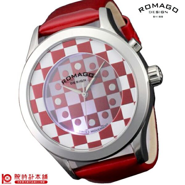 ロマゴデザイン FASHIONCODE ファッションコード RM052-0314ST-RDWH ユニセックス