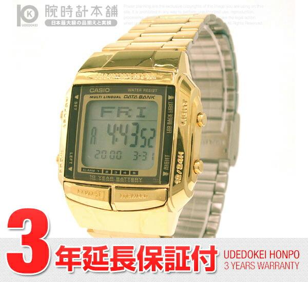 カシオ データバンク DB360G-9A メンズ