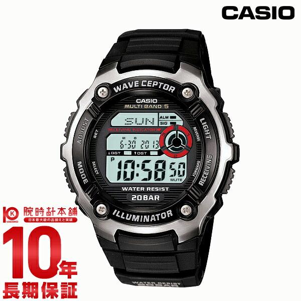 カシオ スポーツギア 電波 WV-M200-1AJF メンズ