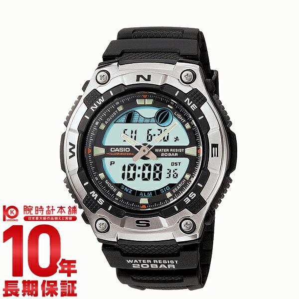 カシオ スポーツギア AQW-100-1AJF メンズ