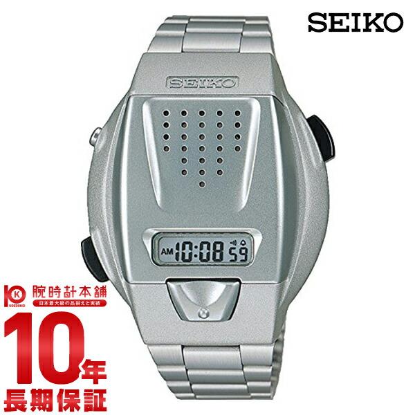 セイコー 音声デジタルウオッチ SBJS001 メンズ