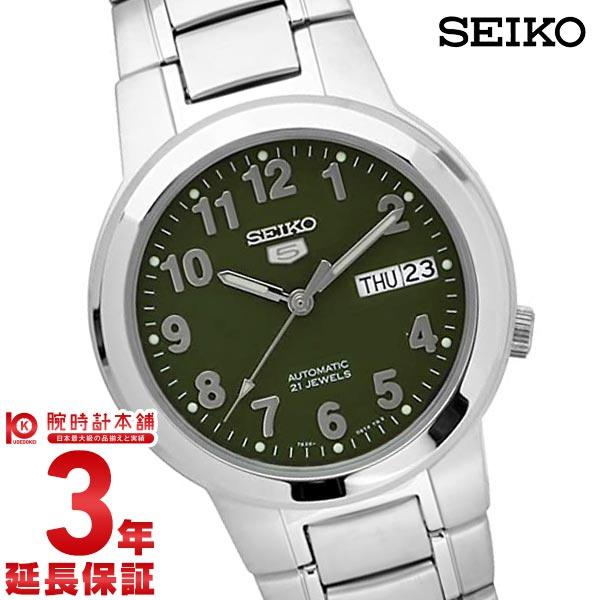 セイコー5 逆輸入モデル 機械式(自動巻き) SNKA17K1 メンズ