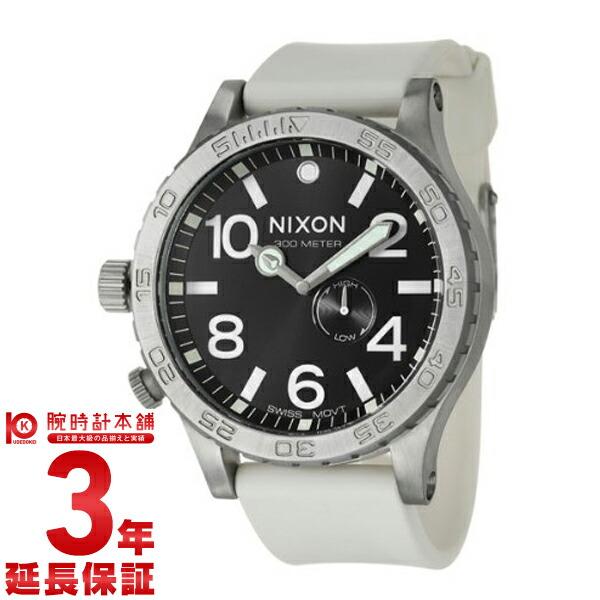 ニクソン THE51-30 PU WHITE/BLACK A058127 メンズ