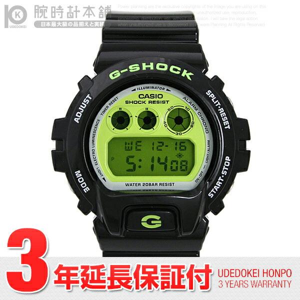 カシオ Gショック  DW-6900CS-1DR メンズ