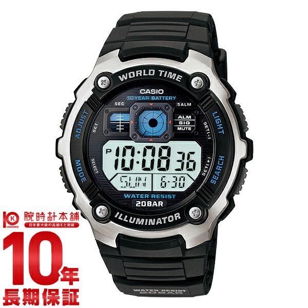 カシオ スポーツギア AE-2000W-1AJF メンズ
