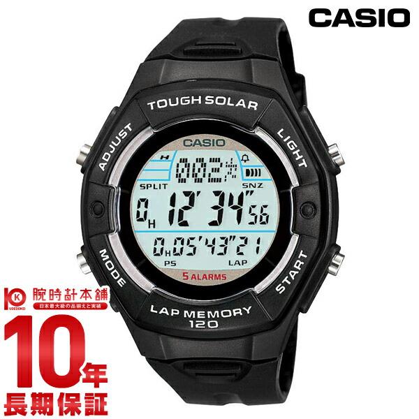 カシオ スポーツギア ソーラー LW-S200H-1AJF ユニセックス