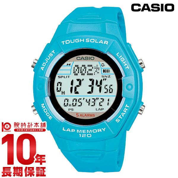 カシオ スポーツギア ソーラー LW-S200H-2AJF レディース