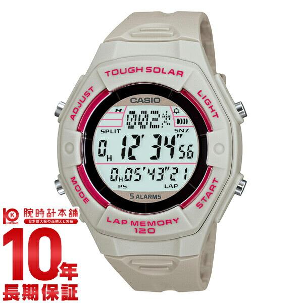 カシオ スポーツギア ソーラー LW-S200H-8AJF レディース