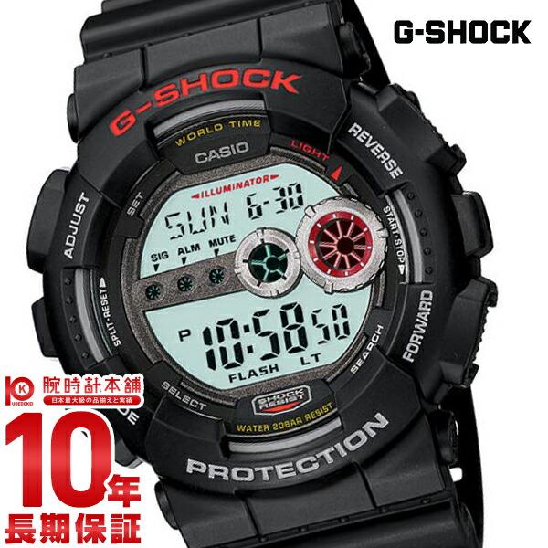 カシオ Gショック  GD-100-1AJF メンズ