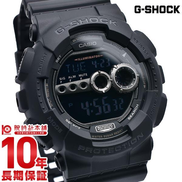 カシオ Gショック  GD-100-1BJF メンズ