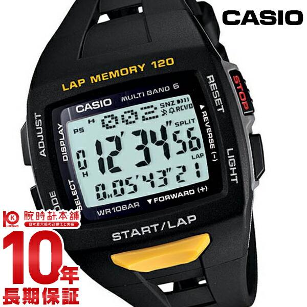 カシオ フィズ スポーツウォッチ ソーラー電波 STW-1000-1JF メンズ