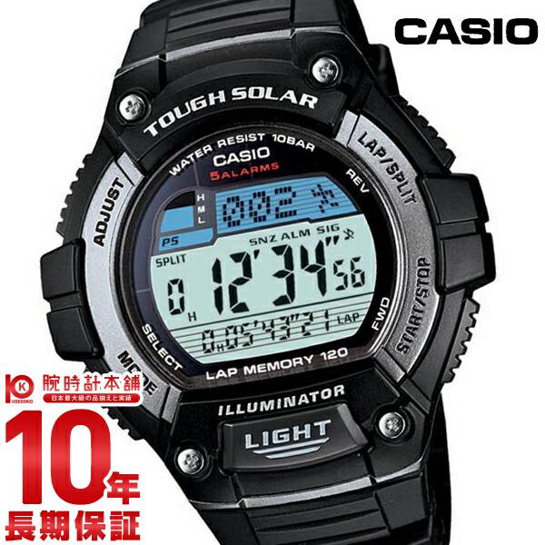 カシオ  W-S220-1AJF メンズ
