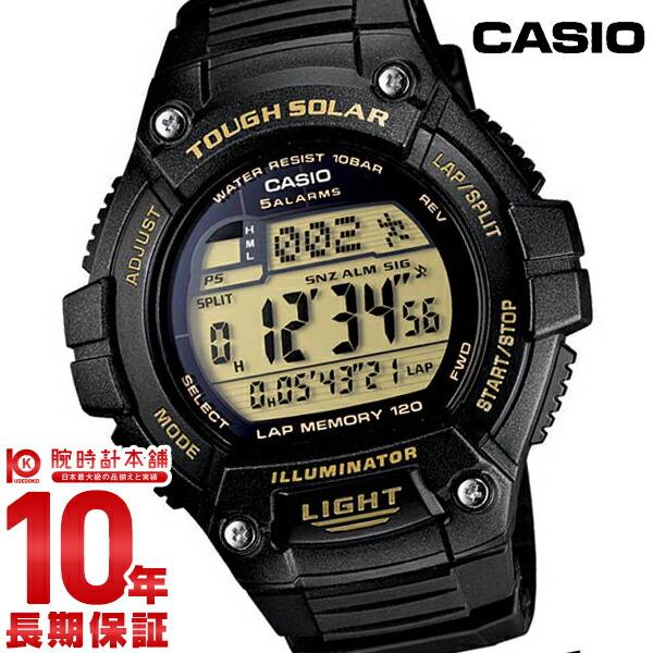 カシオ  W-S220-9AJF メンズ