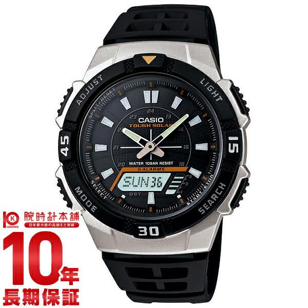 カシオ ソーラー AQ-S800W-1EJF メンズ