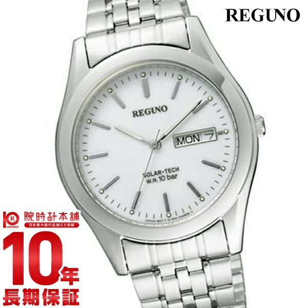 シチズン レグノ ソーラー RS25-0095B メンズ