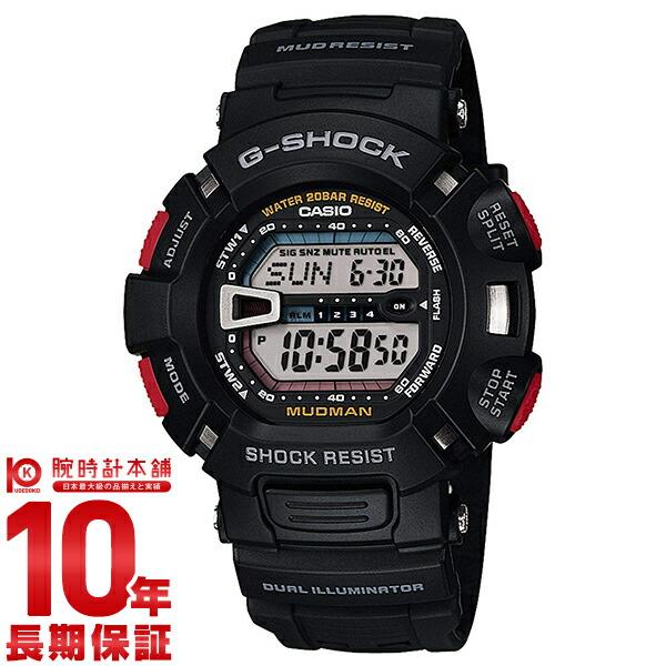カシオ Gショック マッドマン G-9000-1JF メンズ