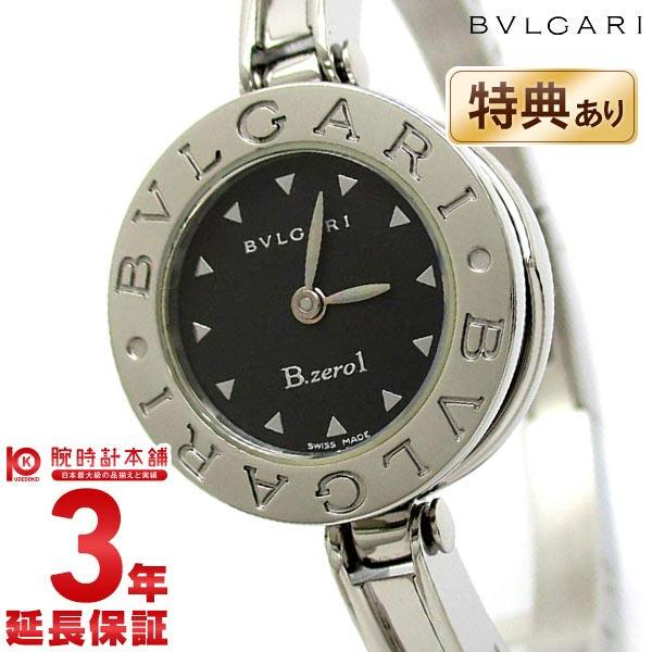 ブルガリ ビーゼロワン バングルウォッチ Sサイズ ブラック BZ22BSS.S レディース