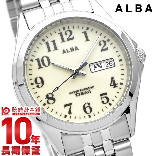 セイコー アルバ 100m防水 AIGT007 メンズ