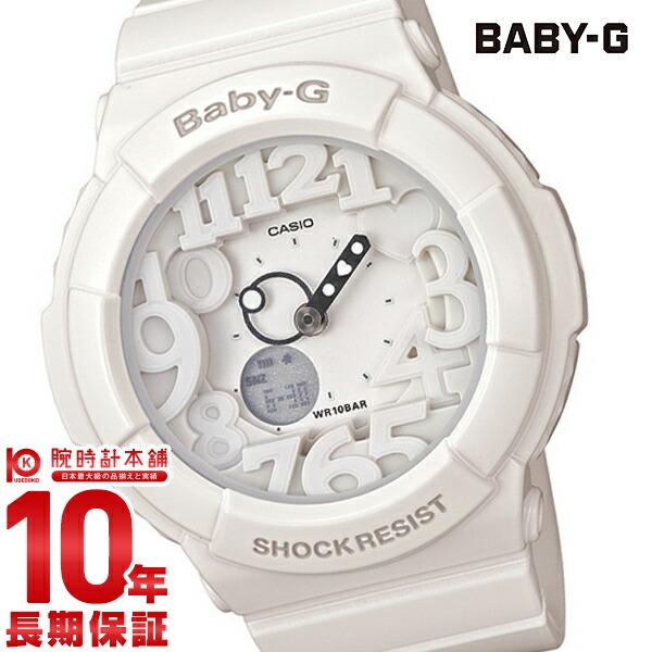 カシオ ベビーG ベビーG ネオンダイアルシリーズ BGA-131-7BJF レディース
