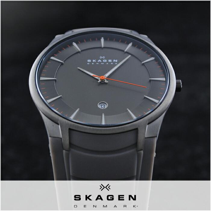 スカーゲン  955XLSMRM メンズ