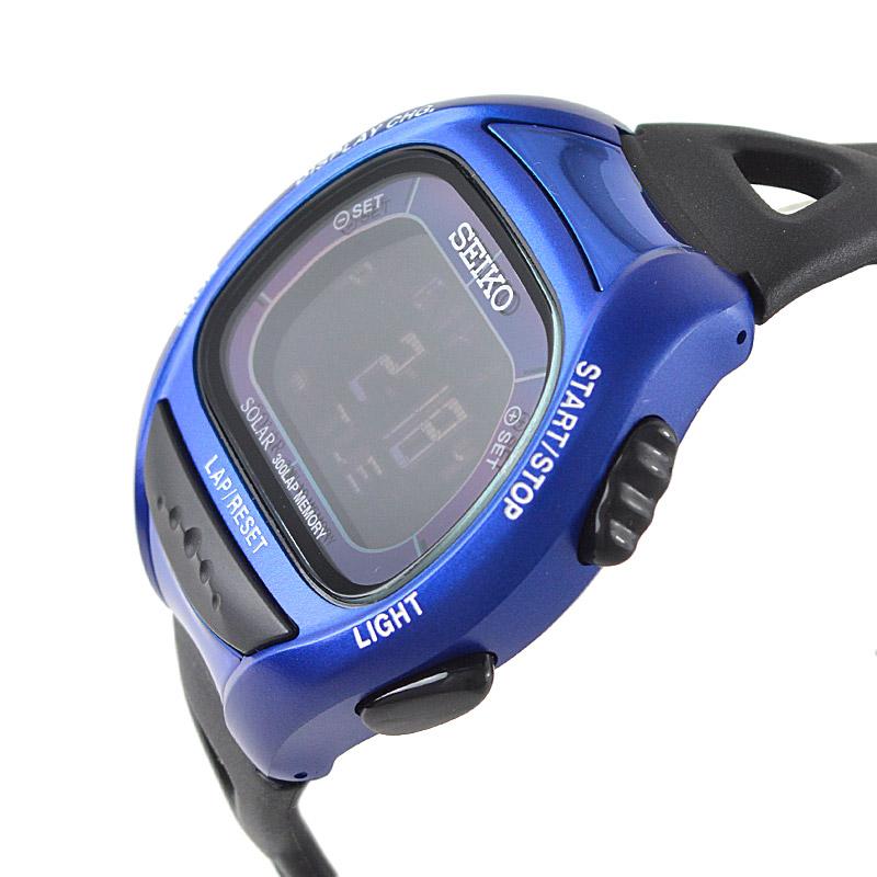 セイコー プロスペックス スーパーランナーズ ランニング ソーラー 100m防水 SBEF029 メンズ