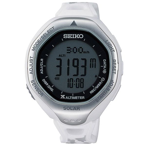 セイコー プロスペックス アルピニスト ソーラー 100m防水 SBEB025 レディース
