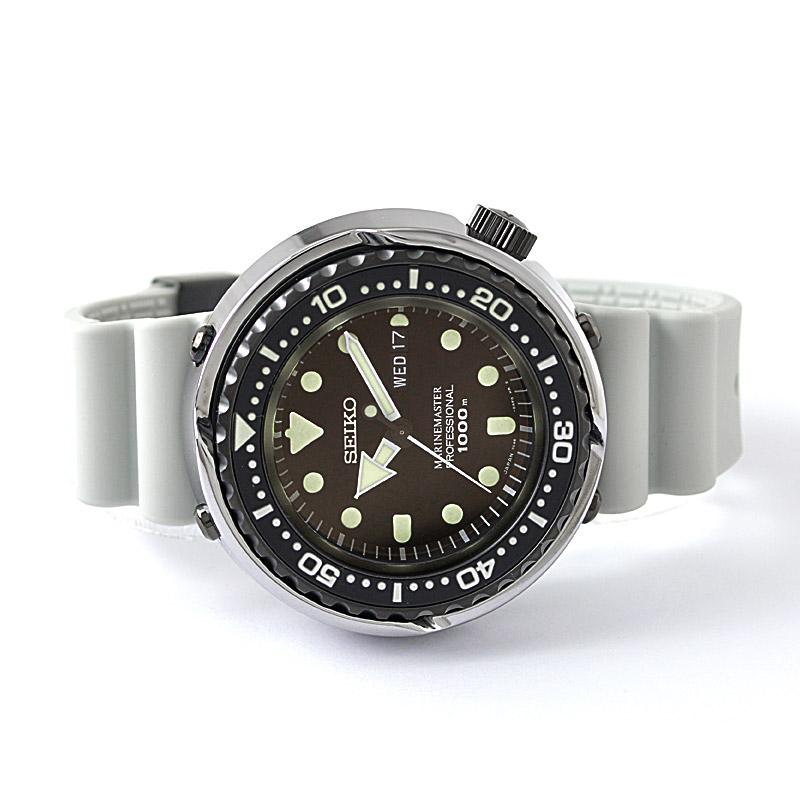 セイコー プロスペックス 世界限定700本 1000m飽和潜水用防水 SBBN029 メンズ