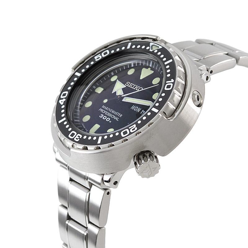 セイコー プロスペックス マリーンマスタープロペッショナル ダイバーズ 300m防水 SBBN031 メンズ
