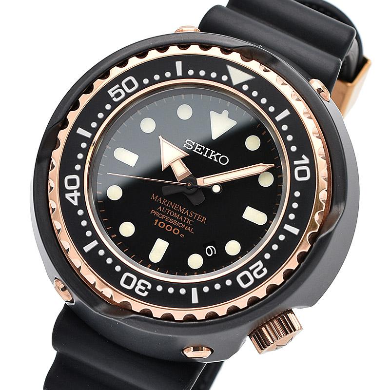 セイコー プロスペックス マリーンマスタープロペッショナル ダイバーズ 1000m飽和潜水用防水 SBDX014 メンズ