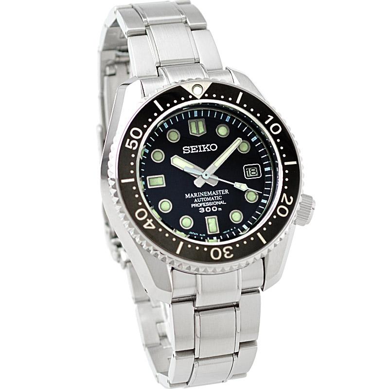 セイコー プロスペックス マリーンマスタープロペッショナル ダイバーズ 300m防水 機械式(自動巻き/手巻き) SBDX017 メンズ